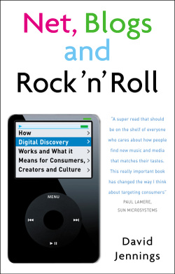 Net Blogs and Rock'n'Roll book cover