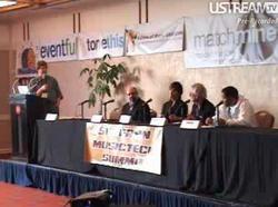 SanFran MusicTech Summit panel