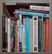 Books: odd one out
