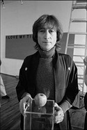 John Lennon with Apple